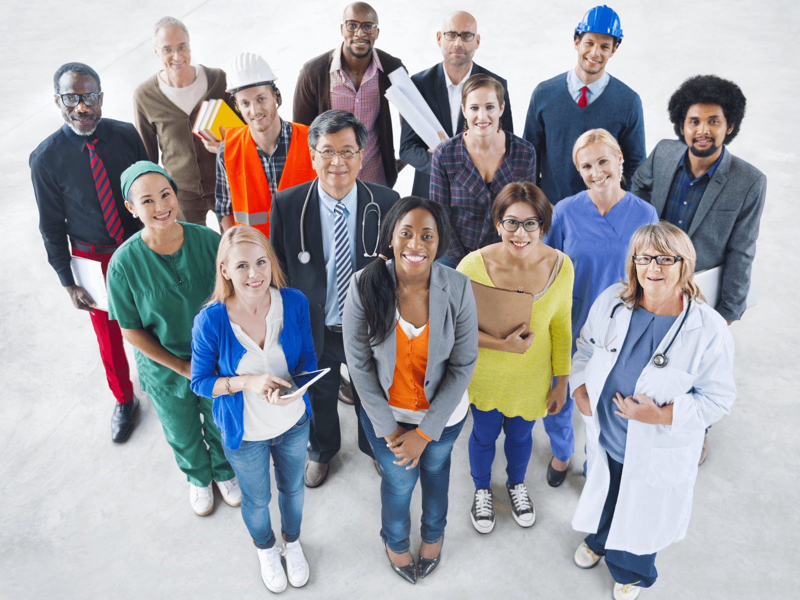 A diverse work force